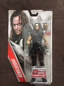 "WWF/WWE Undertaker Then, Now, Forever 7.5"" action figure (new)"