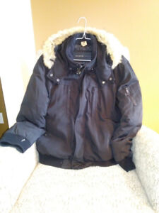 Manteau hiver homme Large Marc New-York Andrew Marc