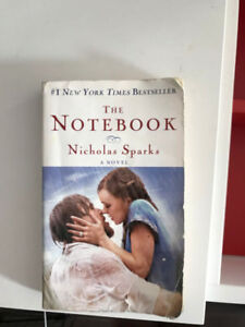 the note book nicholas sparks