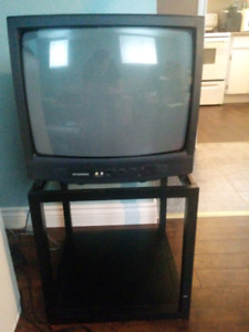 19' CRT TV great for retro gaming Free