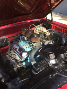 1965 GTO   389 Tri Power  Frame off Restoration