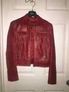 Renzo Costa Leather Jacket $100 OBO