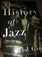 The history of jazz ~ Ted Gioia