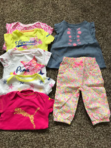 Baby girl size0-3M