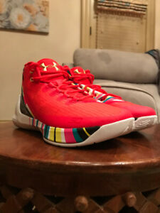 Curry 3 Chinese New Year Special Edition