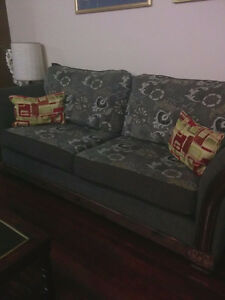 Beautiful and comfy living room set ($ 700.00 or best offer) Kitchener / Waterloo Kitchener Area image 2