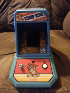 Donkey Kong table top video game