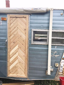 Fully renovated 14 ft trailer