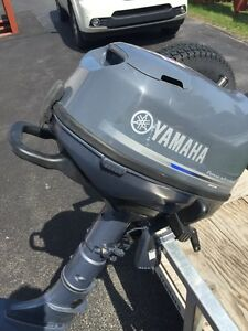 Yamaha 4hp 4 stroke outboard motor