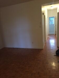Bright and spacious 3 1/2 available for Sept in St. Henri