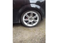 Seat sport Bbs alloys