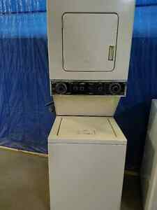 Whirlpool Stackable, Apartment Size, Washer and Dryer Set