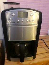 Russell Hobbs grind / brew coffee maker.