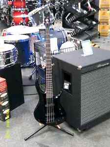 Toby Standard IV Bass- Ebony