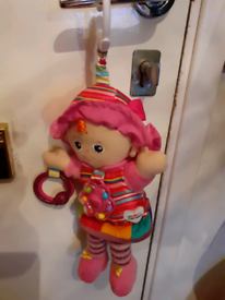 Children's soft doll
