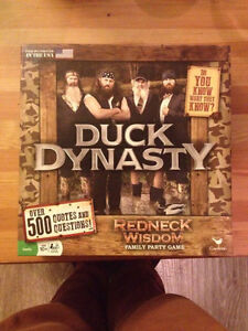 Duck Dynasty Trivia Board game, Used once  OBO London Ontario image 1
