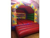 12ft x 15ft 2014 Party A-Frame Bouncy Castle