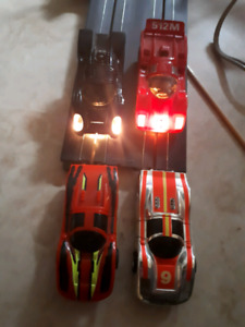 Slot cars Tyco RaceTrack lower price