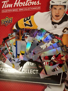 Tim Horton's Hockey Cards 2018/2019