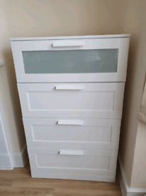 Brimnes chest of drawers