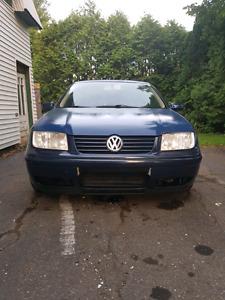 Volkswagen Jetta 2001 1.8t