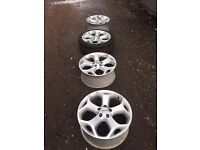 Genuine Ford Focus ST Alloys 18 inch