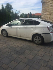 Toyota Prius 2010 with 2013 Motor