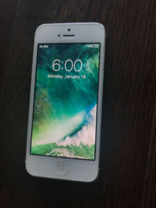 iPhone 5 - White - 16gb