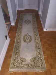 Halway rug for sale