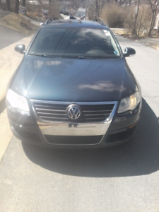 2007 VW passat wagon. 2.0 T. Fully loaded