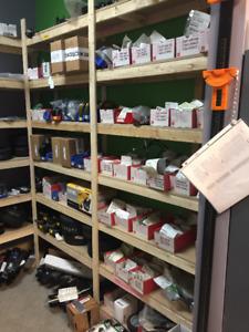 Pieces de souffleuse en stock
