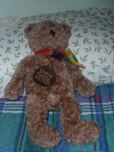Teddy Bear, Gund, Plush Animal Toy