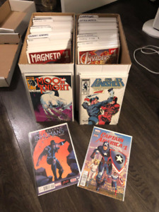 Huge Comic Book Lot (Marvel, Punisher, Wolverine, X-Men, Vampire