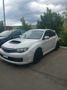 Need gone 2009 subaru impreza wrx sti