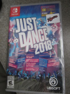 Just Dance 2018 for Nintendo Switch - New, Sealed