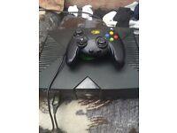 Original Xbox plus games