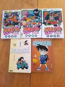 Lot 5 manga