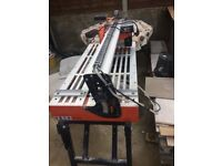 Tile cutter Norton Clipper TR 201E - used but in excellent working condition