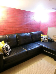 Modern sectional free delivery