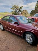 2001 Ford Falcon au Sedan Strathbogie Strathbogie Area Preview