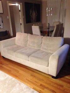 Sofa beige for sale