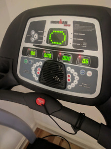IRONMAN TRIAD TREADMILL