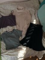 TEEN/ WOMAN CLOTHING SET