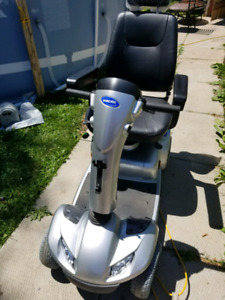 Innocare leo 4 wheel mobility electric wheelchair