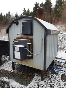 Used Wood Doctor - Outdoor furnace