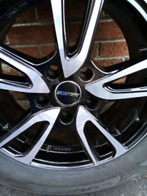 16 inch Alloy Wheel and Tyre set