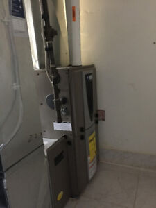 High Efficiency York Furnace on Sale (Rebates Available)