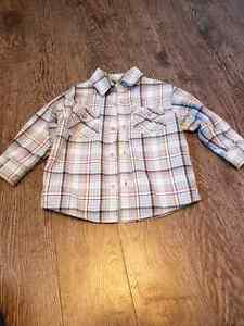 Boys Gymboree Sweater 18-24 months