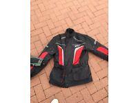 Gear textile jacket