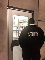 Security Guard Required Immediately for Construction Project